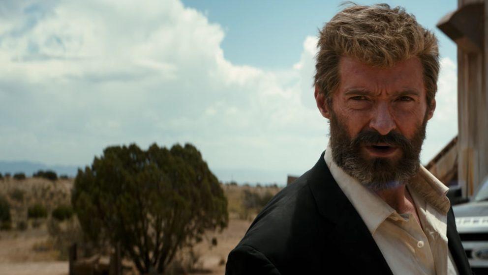 """Hugh Jackman spielt ein letztes Mal """"Wolverine""""."""