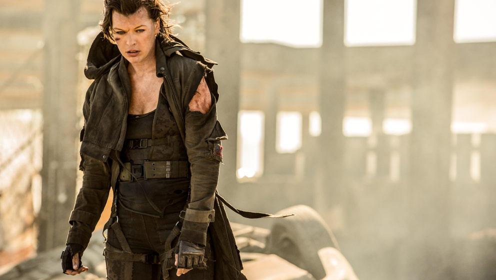 """""""Resident Evil: The Final Chapter"""" wird der letzte Teil der Reihe. Aber ist es Film Nummer 5 oder 6?"""
