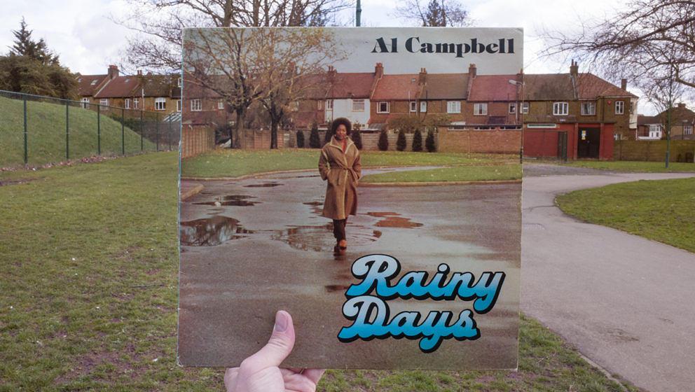 RAINY DAYS von Al Campbell, 38 Jahre später