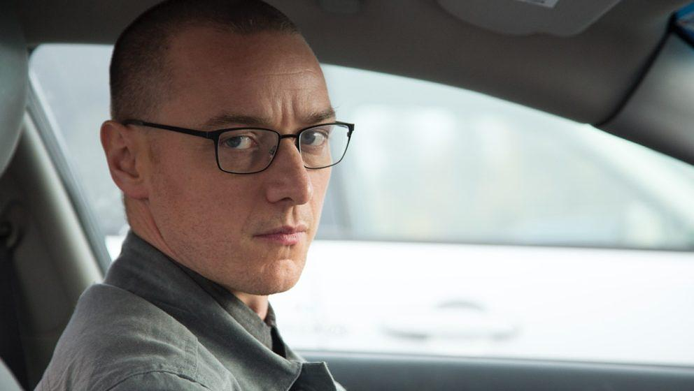 "James McAvoy in ""Split""."