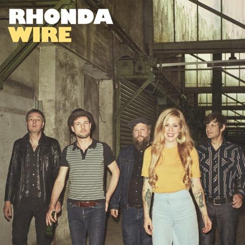 Rhonda – WIRE; VÖ: 27.01.2017