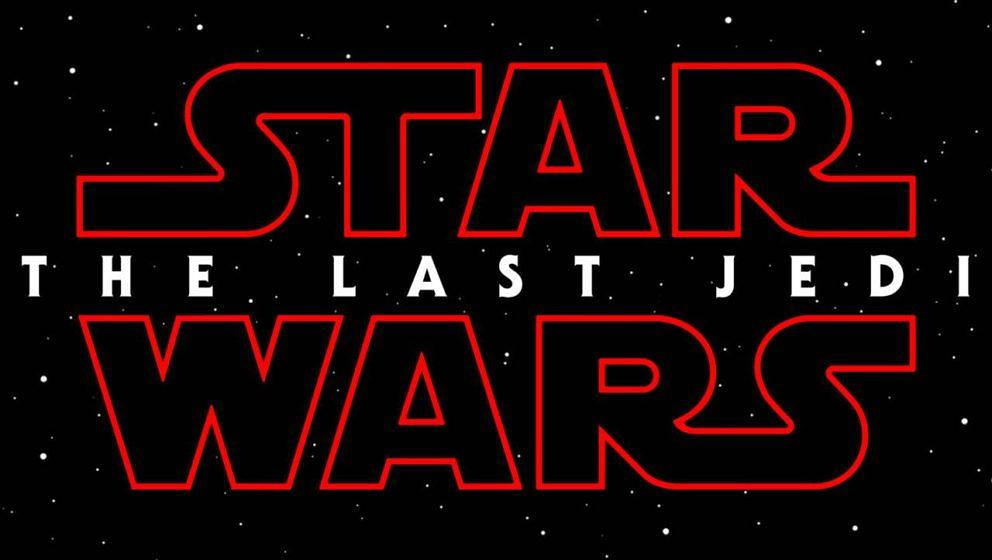 "Das Logo zu ""Star Wars: The Last Jedi"""