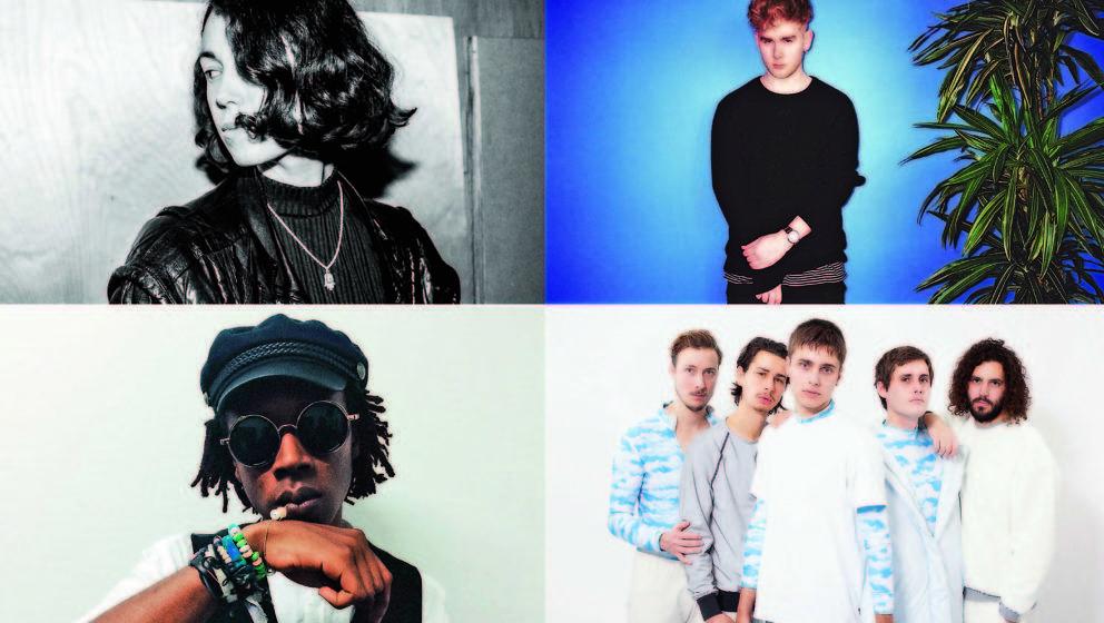 Kelly Lee Owens, Mura Masa, Saint und Der Ringer sind vier Acts unserer diesjährigen Hotlist.