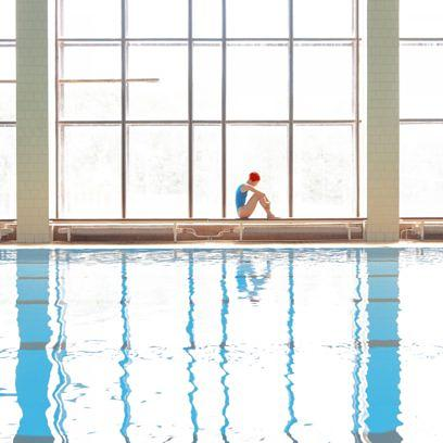 "Aus der Fotoserie ""No Diving"""