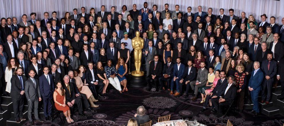 Suchbild für Filmfans: Versteckt sind Nicole Kidman, Matt Damon und viele mehr.