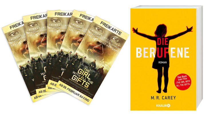 """Fanpaket zu """"The Girl With All The Gifts"""""""