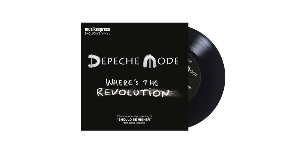Depeche Mode Vinyl Musikexpress