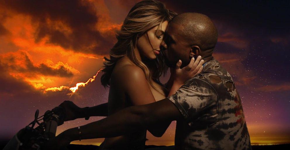 """Ein Höhepunkt der jüngeren Musikvideogeschichte: Kanye West und Kim Kardashian in """"Bound 2"""""""