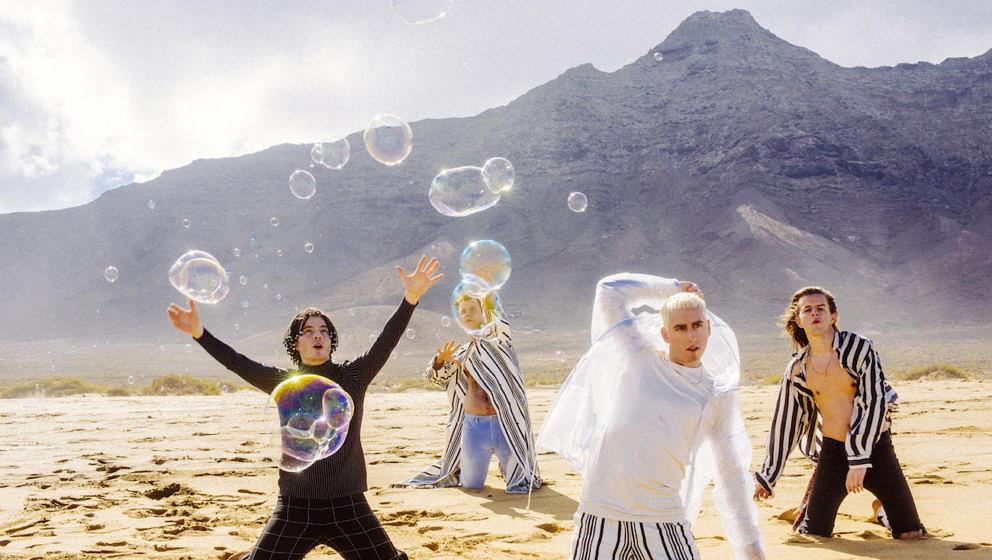 Wir waren mit Bilderbuch auf Fuerteventura und haben Fotos gemacht