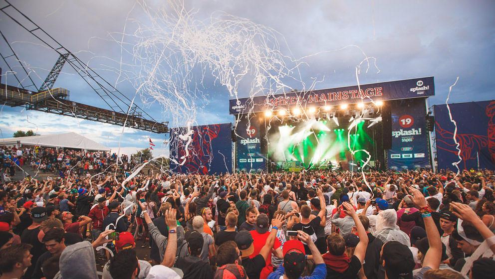 Splash! Festival 2017: Hier findet Ihr alle Infos