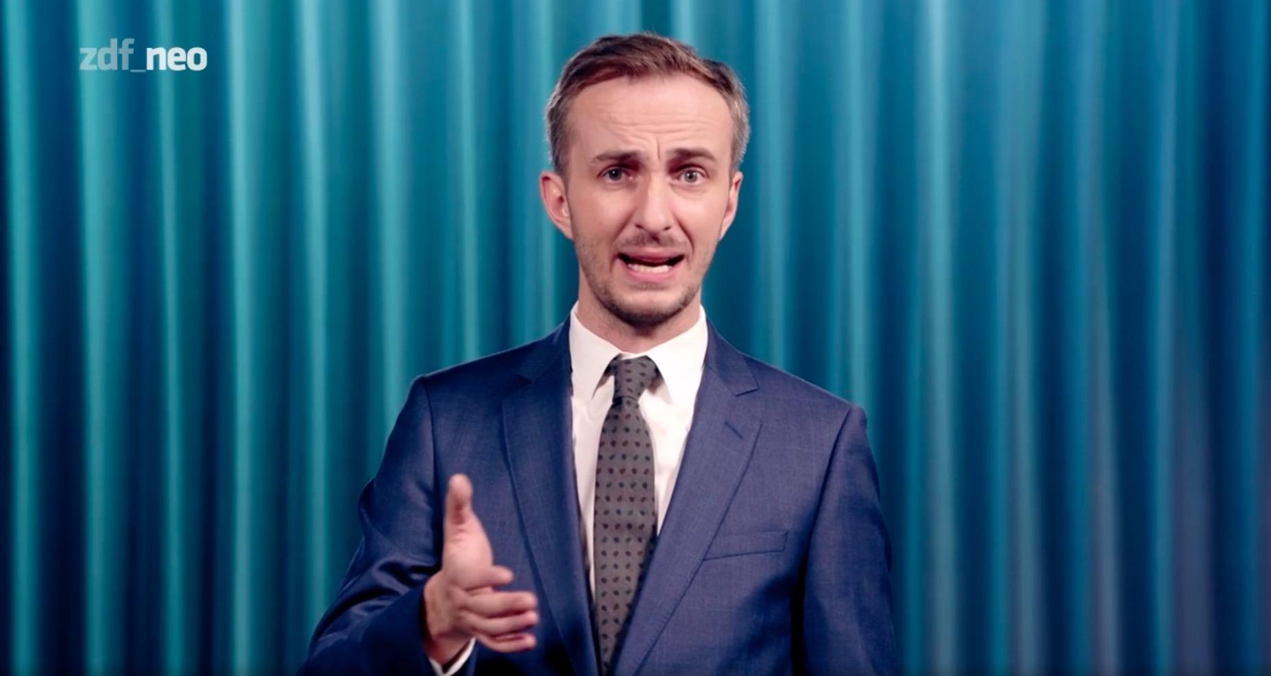 "Jan Böhmermanns Sendung ""Neo Magazin Royale"" wird..."