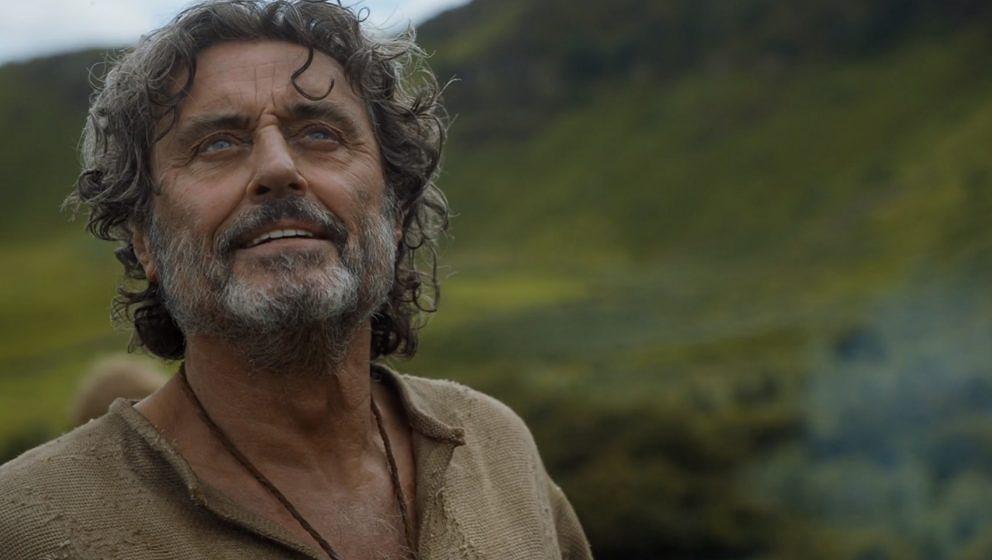 """Ian McShane war in """"Game of Thrones"""" stets an der frischen Luft. Ein Tipp, den er nun den Fans gibt."""