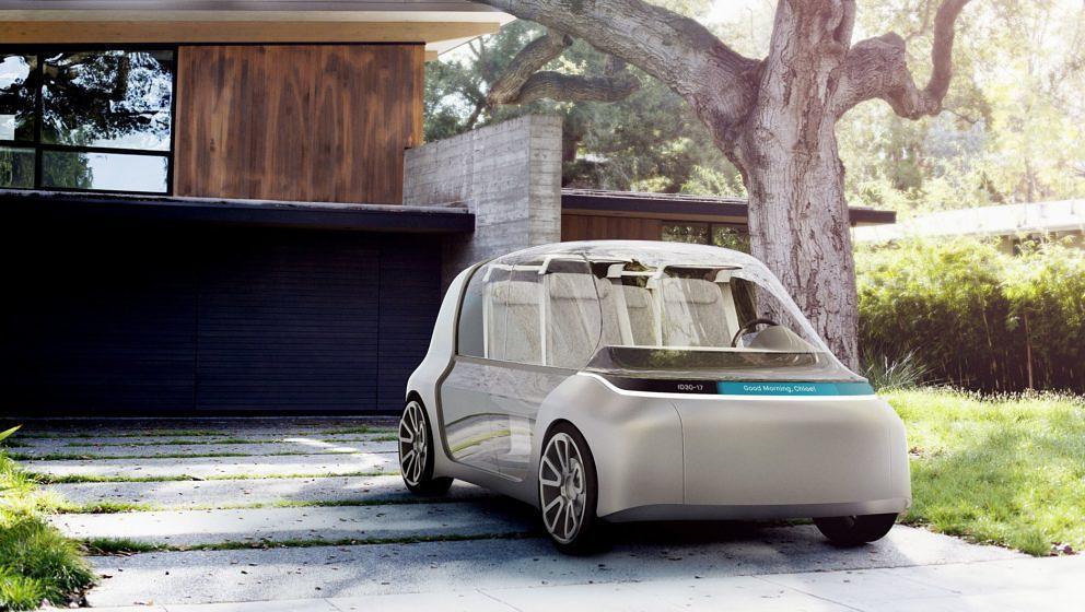 Das Fahrzeug-Konzept von ideo