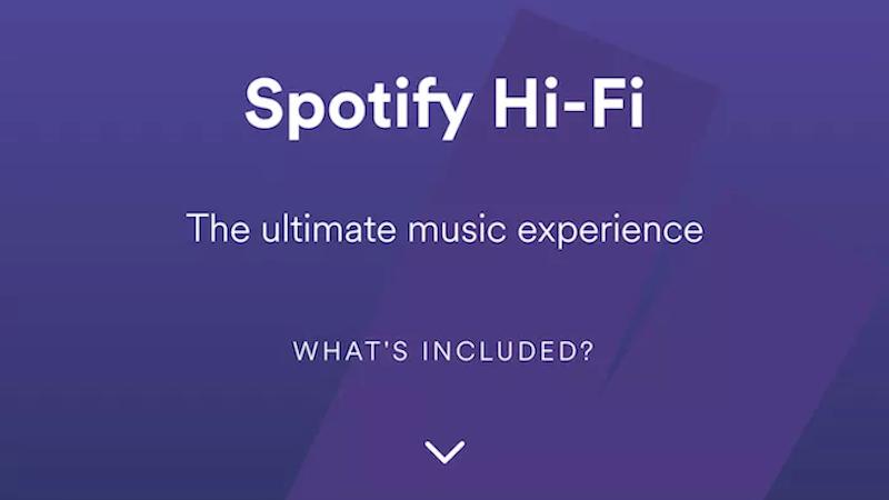 Verlockendes Angebot: Spotify Hi-Fi