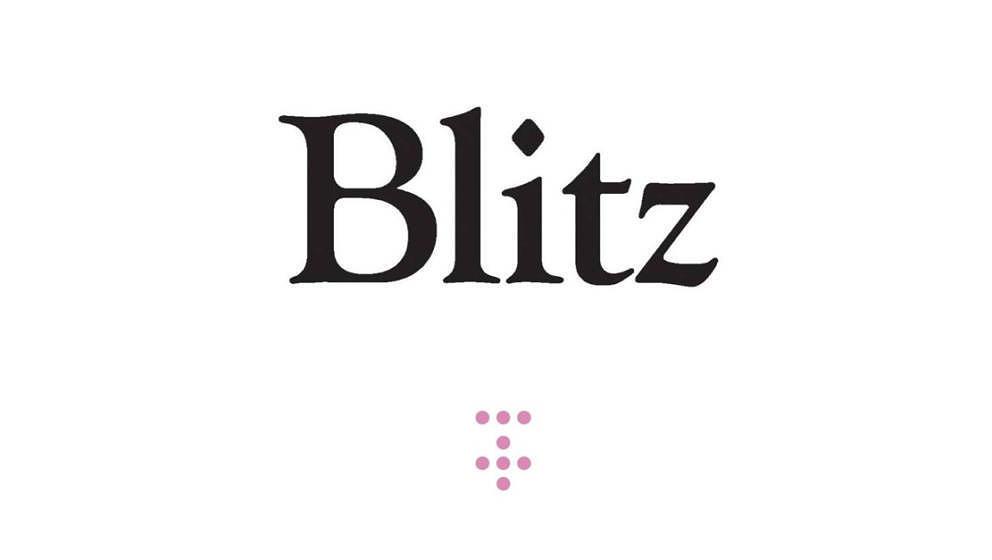 Eines der Logos von Blitz Music Club München