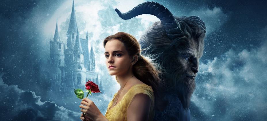 Ab dem 16. März ist Emma Watson als Belle im Kino zu sehen.