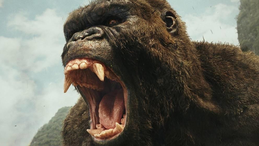 """King Kong ist nicht das einzige Monster auf """"Skull Island""""."""