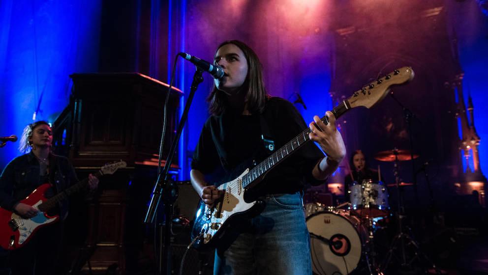 Goat Girl live beim by:Larm Festival 2017