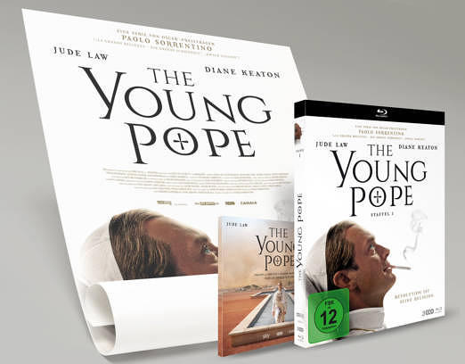 """The Young Pope"": Fanpaket"