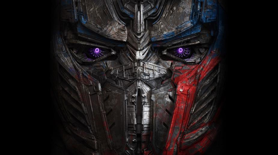 Der wahre Star: Optimus Prime.