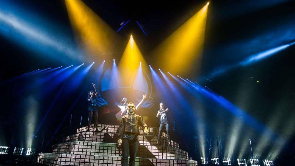 Beginner Live, Köln, Lanxess Arena, 20.03.2017