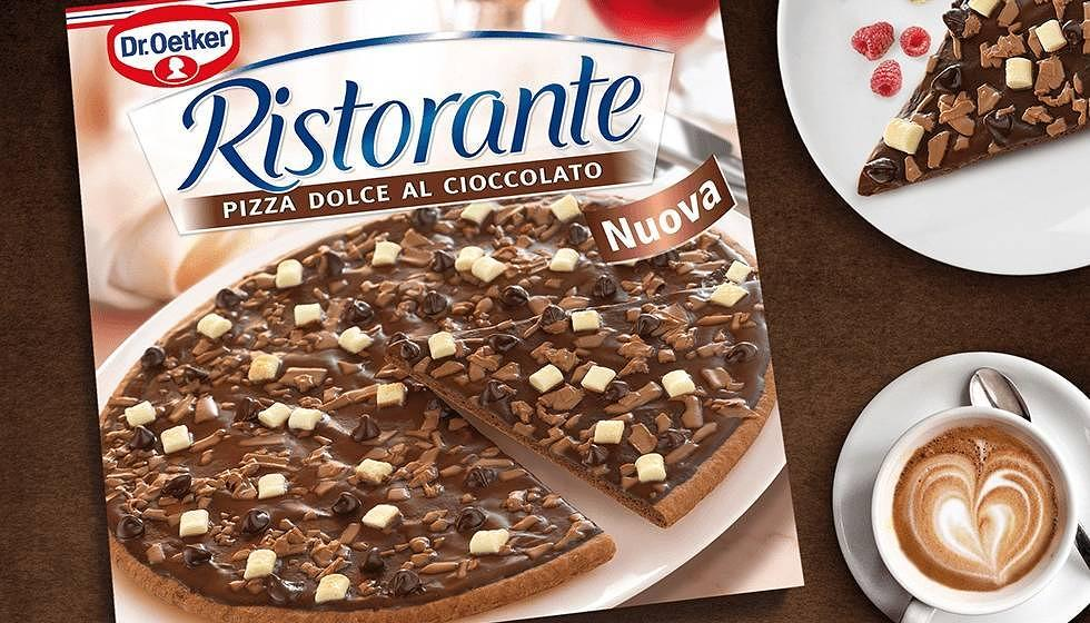Kein Traum: Im April kommt die Schoko-Pizza