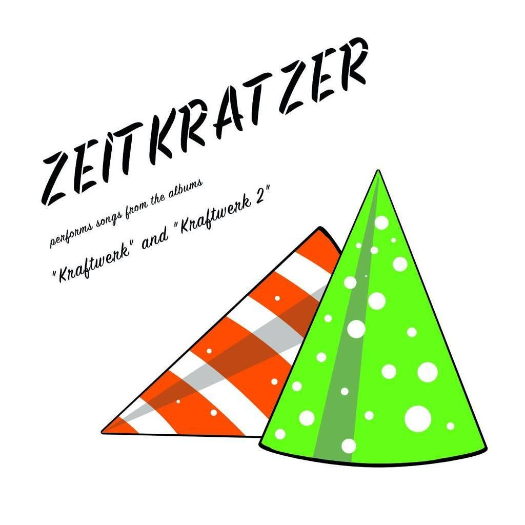 """Review: Zeitkratzer - Performs Songs From The Albums """"Kraftwerk"""" And ..."""