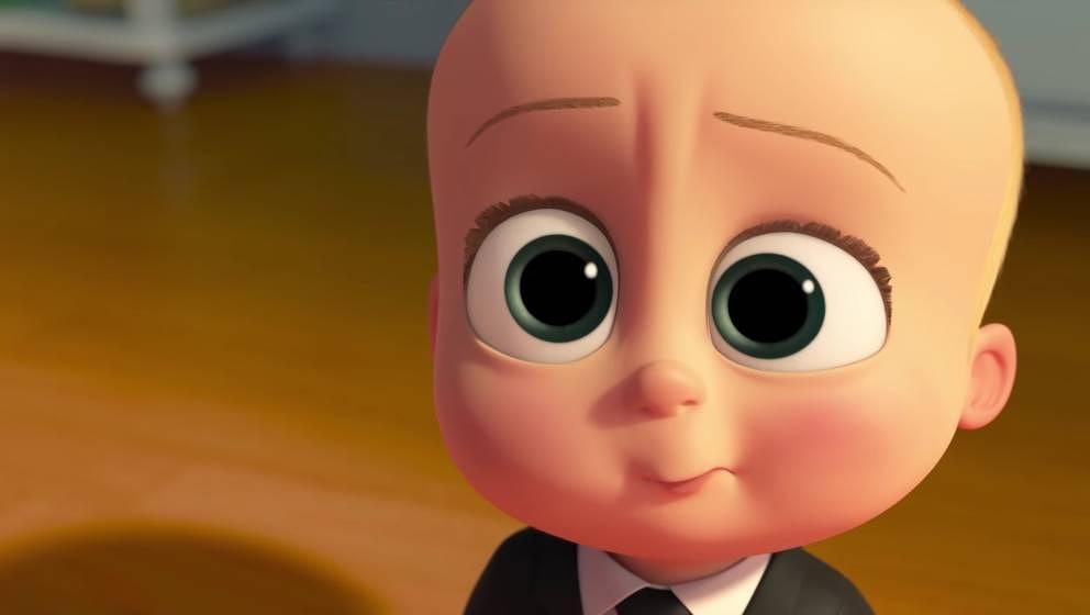 """Witzig: """"Boss Baby""""."""