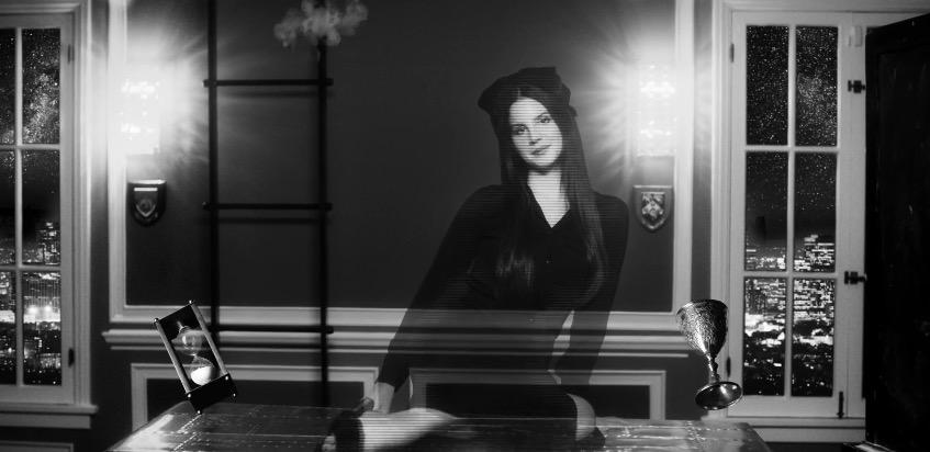 Grüße aus Hollyweird: Lana Del Rey kündigt ihr neues Album LUST FOR LIFE an