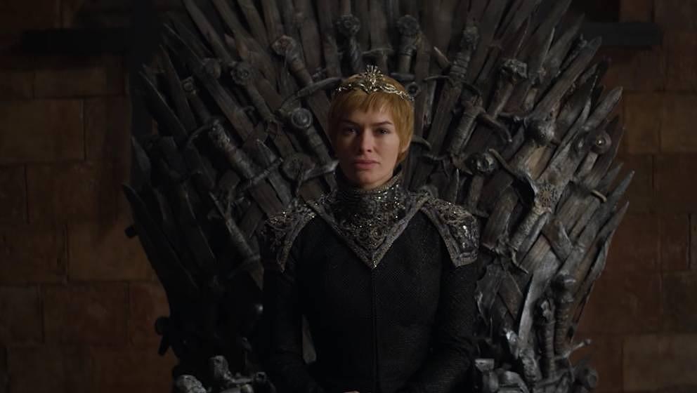 Sitzt aktuell auf dem begehrten Thron: Cersei Lannister.