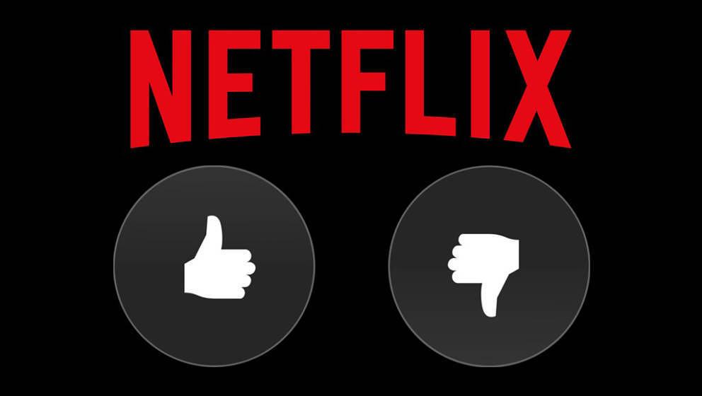Netflix: Das neue Bewertungssystem ist eine Beleidigung für Filme ...