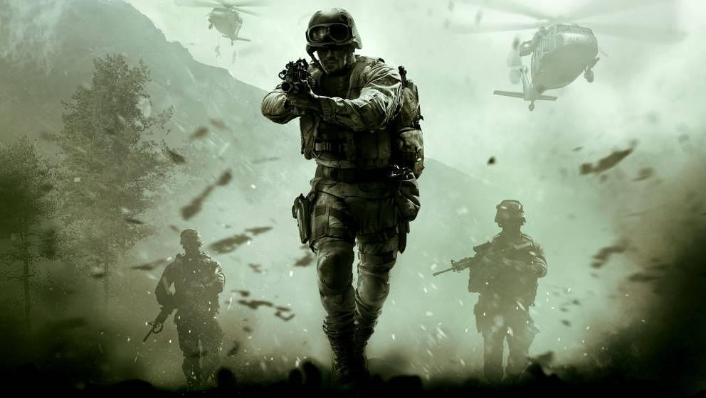 Activision plant Call of Duty-Filmuniversum