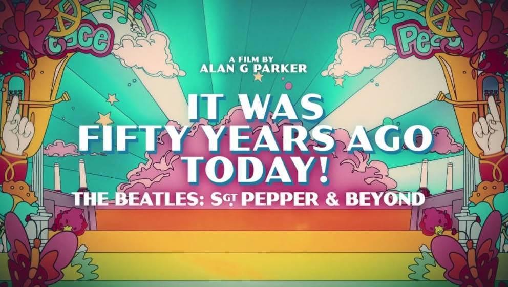 Erscheint noch im Sommer: die Dokumentation zum Beatles-Album Sgt. Pepper's Lonely Hearts Club Band