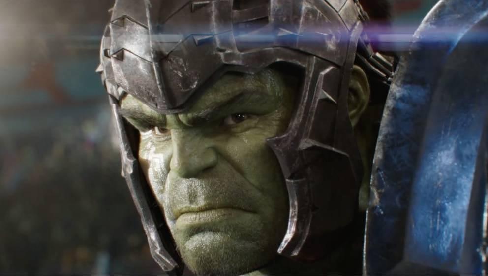 Stiehlt die Show: Der Hulk