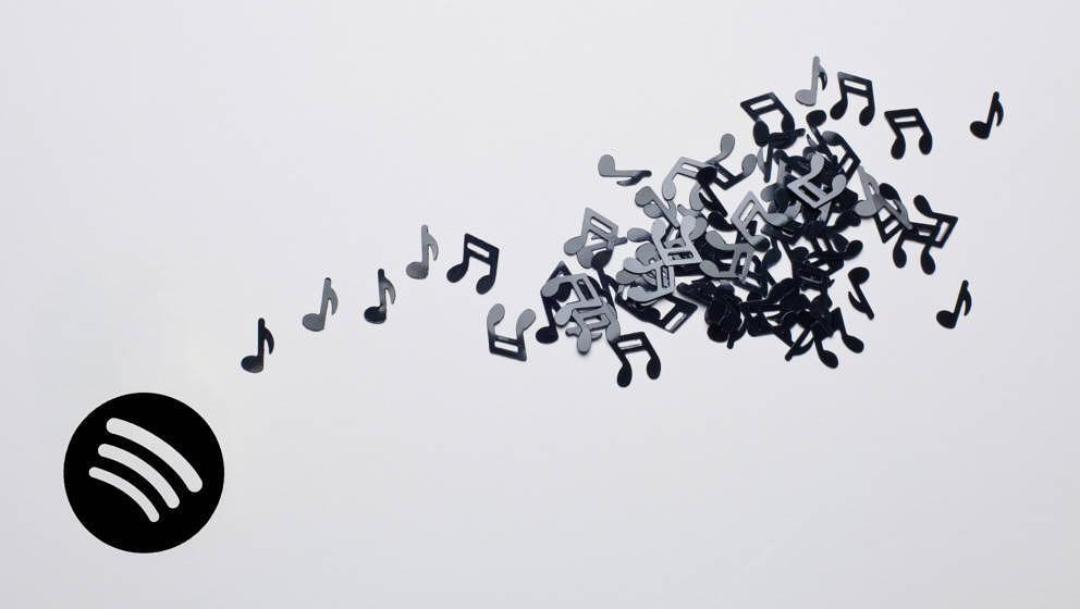 Spotify liefert minütlich eine unüberschaubare Masse von Musik an seine Abonnenten aus.