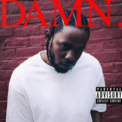 Das Cover des vierten Studio-Albums von Kendrick Lamar.