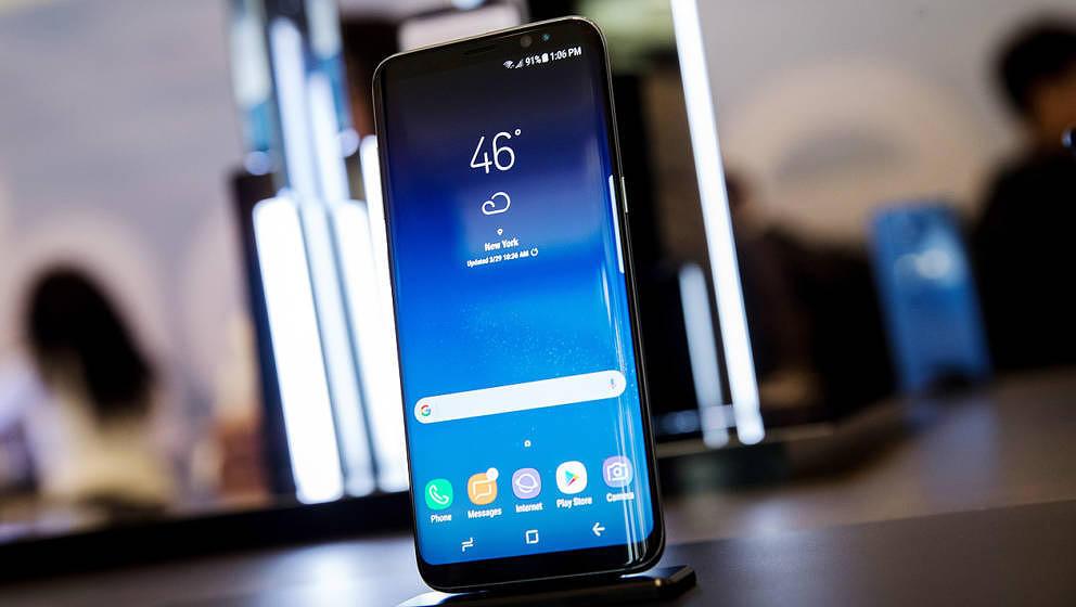 Das neue Samsung Galaxy S8 setzt auf den Standard USB Typ C
