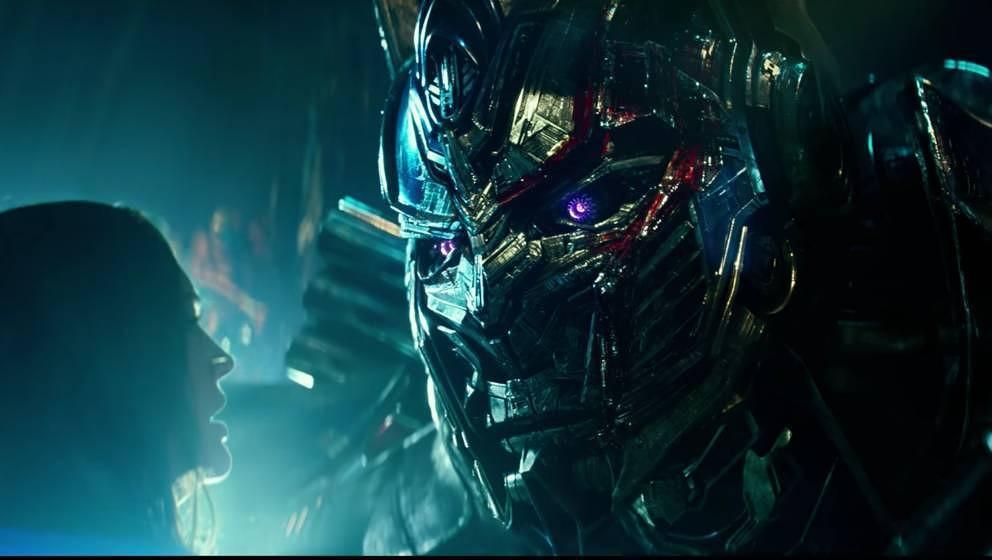 Macht jetzt auf Bösewicht: Optimus Prime