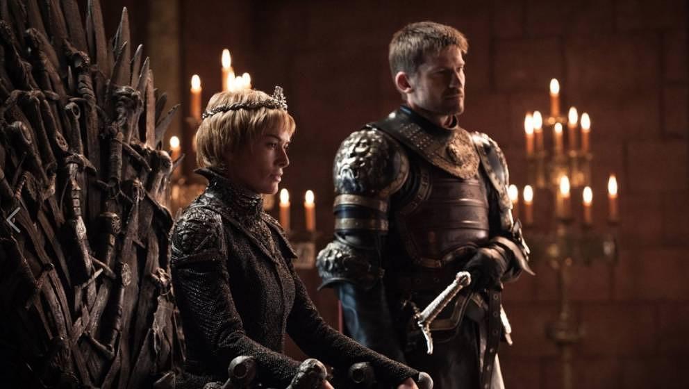 Sitzt zum Start der neuen Folgen auf dem Thron: Cersei