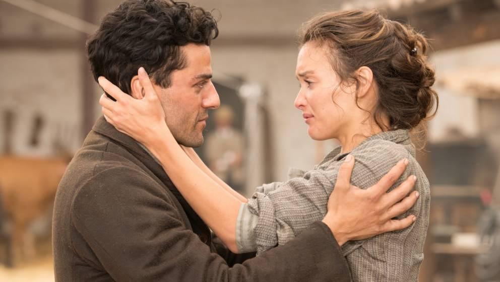 Liebe in Zeiten des Völkermords: Oscar Isaac und Charlotte Le Bon