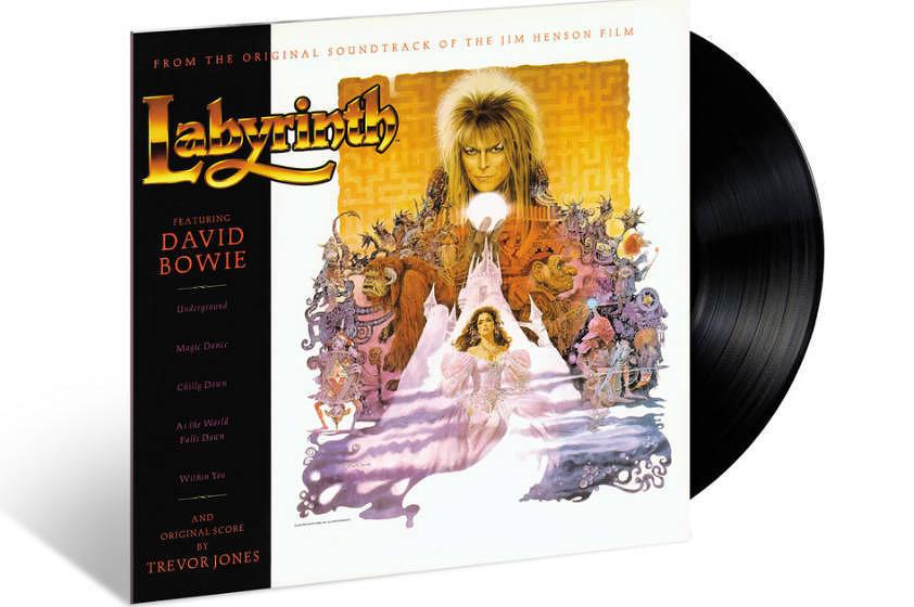 """Bowies """"Labyrinth""""-Soundtrack kommt auf Vinyl wieder"""