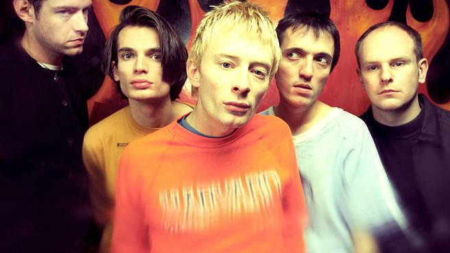 So sahen Radiohead 1993 aus