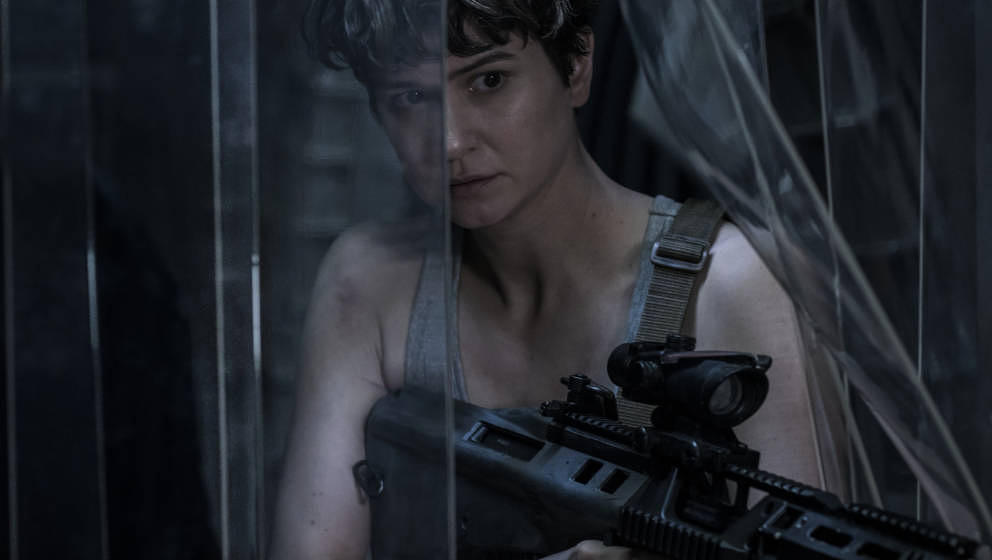 Gestatten: Die neue Ripley (Katehrine Waterston)