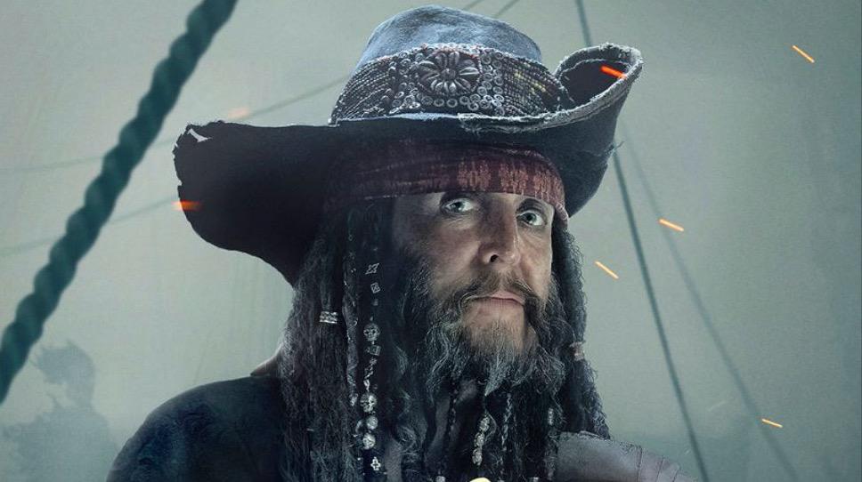 Gastauftritt als Pirat: McCartney