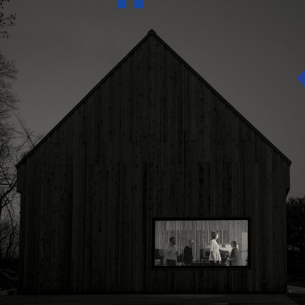 Artwork: So sieht The Nationals neues Album SLEEP WELL BEAST aus