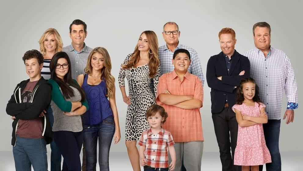 """Gehaltserhöhung für alle: Der Cast von """"Modern Family"""""""