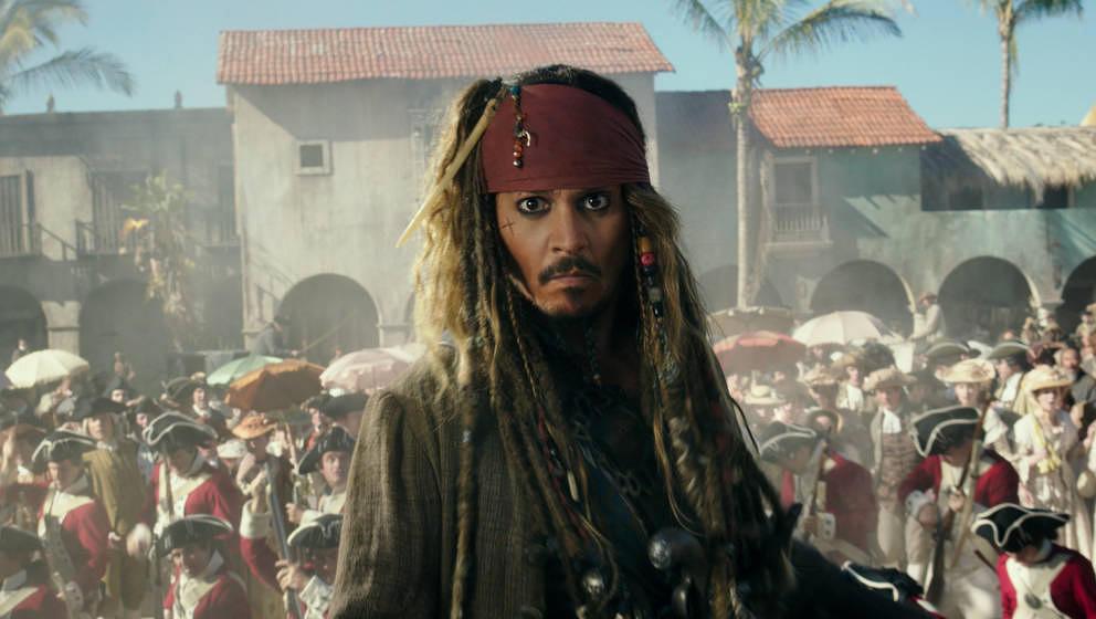 Jack Sparrow (Johnny Depp)