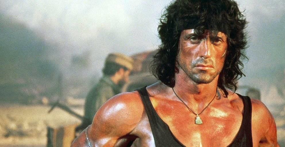 Sky Stallone als John Rambo