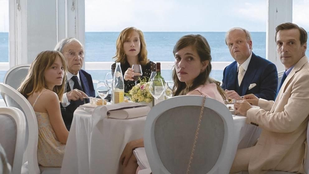 """Familie Lauraet aus """"Happy End"""""""
