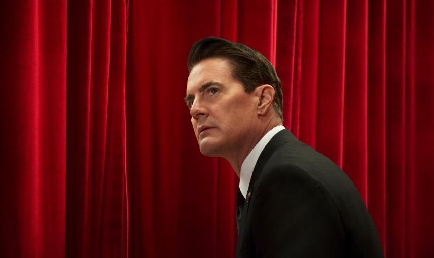 """Agent Cooper in """"Twin Peaks"""""""